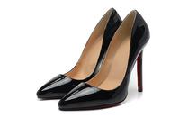 Free Shipping Designer Black Platform Pumps Women High Heel Shoes 2014 Genuine Leather Sexy Women Pumps Wedding Shoes 12cm