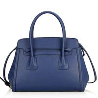 2014 NEW Brand Designer Smiley Women Genuine Saffiano leather Tote Crossbody Bag Handbag cowhide Fashion for girl R135
