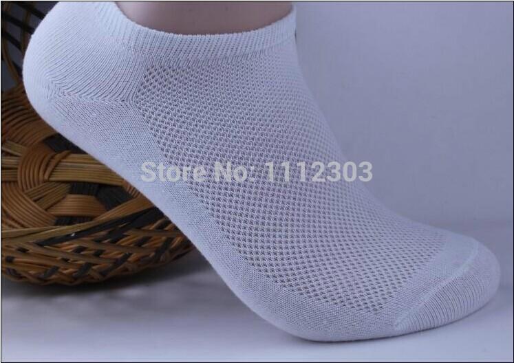 Free shipping 1lot=20pairs socks new 2014 men's sock short low socks mesh type Blends Men Sport Ankle Socks.OK For US size 7-11(China (Mainland))