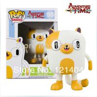 R- [1 pc] FUNKO POP original figure Adventure Time CAKE 3.75 inch vinyl figure for car child toy birthday gift free shipping