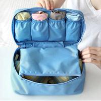 2014 Hot Sale Travel Pouch Underwear Bag Wash Bag Bra Finishing Package Make Up Bag Waterproof Sorting Bag Free Shipping