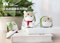 100& Origianl Xiaomi 8CM Mitu  pendants rabbit sitting meters