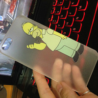 100pcs/lot Unique Simpson Hard Cover Case For iphone 5 5s For iphone 5 5s Hard Case High Quality