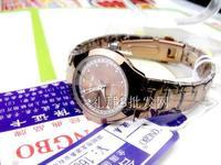 Original LongBo Brand wristwatches Women fashion quartz steel watch brown genuine ex-factory price promotion watch