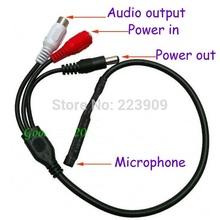 cheap cctv microphone