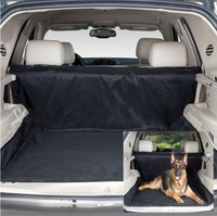Drop shipping New Water Resistant Protective Car Boot Dust Dirt Protector Cover Pet Dog Mat