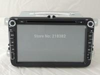 """""""YOKOTRON"""" 8"""" Touch TFT for  VW Car DVD Radio Player Golf/Passat/Polo/Touran+3G/Wifi +Ipod+ GPS"""
