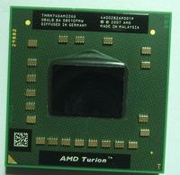 Free Shipping Laptop CPU processor AMD Turion X2 2.20 GHz RM-74 CPU RM74 TMRM74DAM22GG