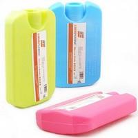 Home Garden Kitchen Dining bar Barware Buckets Coolers Holders Freezing Mini Ice Bricks Box Bottle Bag Keep cool 150ml