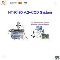 Honton HT-R490 V.2 three Temperature Zones BGA rework station + CCD camera with 8'' monitor