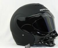 Genuine Malu Sen Malu Shen motorcycle helmet half helmet Summer Helmet C609 twin lens marushin warrior grimace