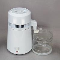 Baistra  Dental 4 L Water Purifier Filter Manual Lab Equipment  Sterilizer  With Glass Jug Home Water Distiller BV-2