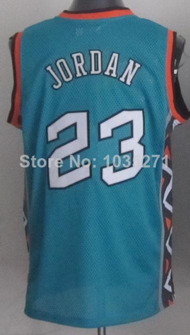 Buy Michael jordan 1996 star jersey chicago 23 green throwback