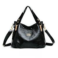 New 2014 High Quality Women Messenger Bags Crocodile bags handbags women famous brands Hot sale