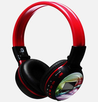 2014 N65s wireless TFcard headset , mp3 high quality headset