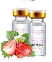 Pure hyaluronic acid liquid Zhen Wang 10ml * 2 bottles of White Water moisturizing essence anti wrinkle Smooth and elastic