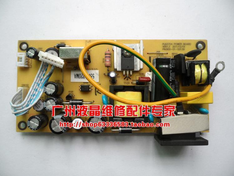 FREE SHIPPINGJ00 &YON JY215C/OB power board PL63704 900-01-00139 P0WER B0ARDUSED(China (Mainland))