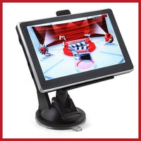 Funny cooldeal New 5 4GB LCD GPS Navigation MP3 MP4 FM Transmitter TF 2GB wholesale Fashion style