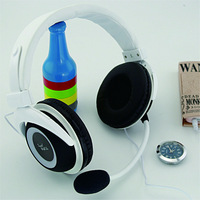 3D karaoke headphone3 persons share one song built-in battery