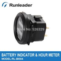 Digital LED State Battery Charge Indicator 12V&24V,24V,36V,48V,72V and LCD hour meter,new products