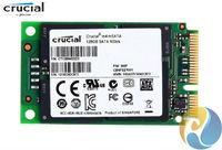 Free shipping 2014 New MSATA  SSD 128GB SATAIII Crucial M4  MSATA 128G Internal hard disk drive FOR LAPTOP Warranty 3year