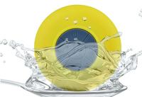 Mini Portable Waterproof Wireless Bluetooth Speaker Player Shower Car Handsfree Receive Call & Music Suction Phone Mic LGDW132