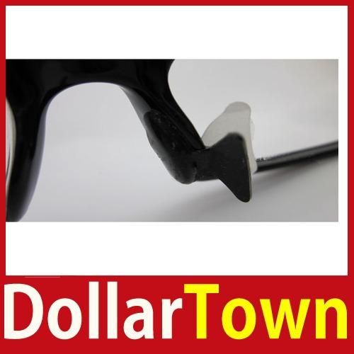 De compra rapidamente dollartown óculos Sunglass óculos óculos Anti Slip Silicone suave vara no nariz Pads Hot melhor(China (Mainland))