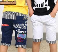 Droping saling brand Boy's children's Korean  Middle short BTZ28A09