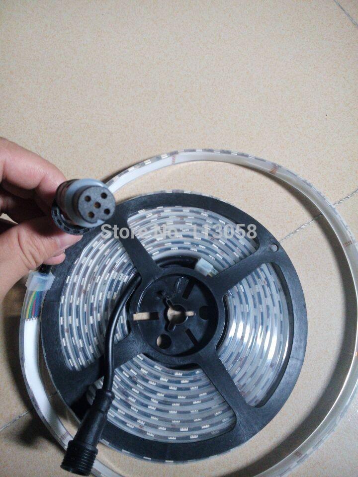SMD5050 5M300Leds RGBW led strip Light IP68 waterproof Aquarium led lighting(China (Mainland))