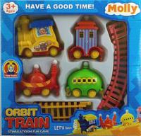 Children Toys Thomas Rail Car Electric Track Car  Electric Train Toy TM1402