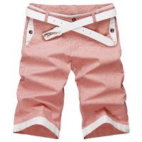 2014 new casual men shorts cotton confortable designer shorts 3313