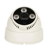 new array led night vision 1280*720p 1megapixel p2p ip internet camera onvif IR-cut iphone view