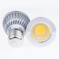 Bloomwin 10 Pieces/lot  AC100--245V Superb Quality COB LED Spotlight 3W E27  Epistar Energy-saving Warm White/Cold White