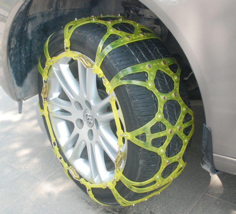 Polyurethane Snow Tire Chain NO Jack Required(China (Mainland))