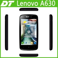 in stock New Arrival Lenovo A630 Smart Phone Andriod Phone MTK6577 Android 4 Dual SIM Dual Core Hot Selling!