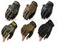Outdoor Sports Mechanix Wear M-Pact Camping  Military Tactical SWAT Airsoft Hunting Motorcycle Cycling Gloves Armed Paintball