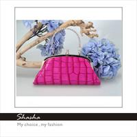 Women evening messenger bag wallet chain handbag gilr candy color high quality leather girls phone bag brand evening purse