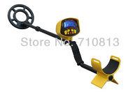 100% Original Yellow/Green/Black Portable MD3010II Ground metal detectors