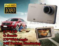 "NEW! 1920*1080P FULLHD Car cam DVR, parking monitoring, T161 Golden Novatek 96220 Car record, 2.7"" lcd+Night Vision+G-Sensor"