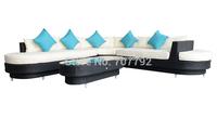 Outsunny 4 pieces Deluxe outdoor sofa