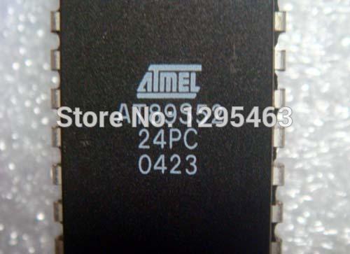 At89s52 MCU 40 контакт.