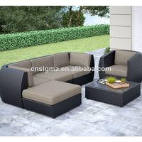 2015 Hot Sale costco outdoor furniture set garden sofa set