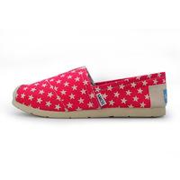 Thomas summer fashion trend of Korean men's canvas shoes couple shoes breathable shoes men's casual shoes lazy