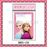 Free Shipping Frozen Princess passport holders 100pcs/lot passport covers Card holders