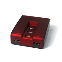 2014 New 5V 5A Power Fashion design free standing public locker cell phone usb 5 ports charging station USB HUB
