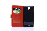 With stand Wallet High Quality PU Leather flip cover Case for Lenovo S8 + MOQ:20pcs/lot Free shipping