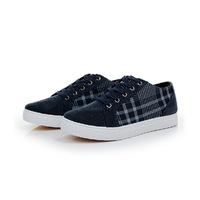 1pair Students spring breathable canvas shoes shoes British men's fashion casual shoes men shoes