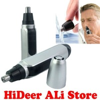 1 PC Electric Nose Ear Face Hair Removal Trimmer Shaver Clipper Cleaner Remover Worldwide Free Shipping