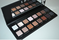 NEW ARRIVAL 48PCS LORAC PRO PALETTE SHIMMER & MATTE 16 COLORS EYESHADOW + MINI BEHIND THE SCENES EYE PRIMER ( 1 PCS /LOT)
