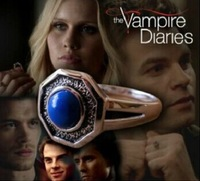 20pcs/lot Wholesale Vintage Charm Vampire Diary the Mikaelson Originals Family Ring Klaus Rebekah Elijah Finn Kol Mikael's ring